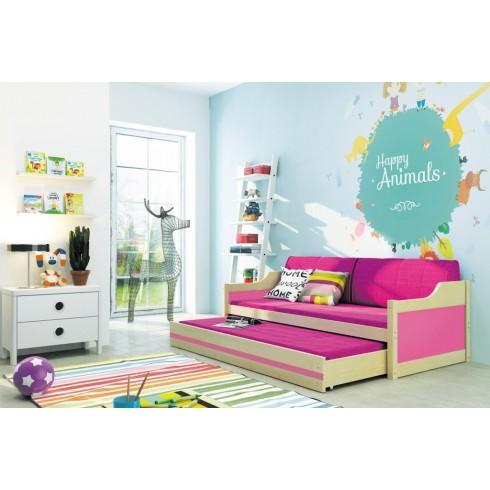 Divvietīga bērnu gulta Dawid 200*90