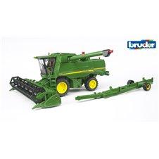 Combine harvester  BRUDER john deere 02132