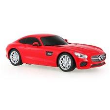 Radiovādamās Automašīnas Modeli RASTAR RC Mercedes-Benz Actros 74940
