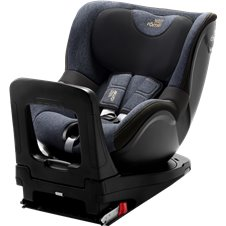 BRITAX automobilinė kėdutė DUALFIX i-SIZE BR Blue Marble ZS SB, 2000026909