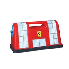 BB JUNIOR automobilis Ferrari Roll-Away Raceway, 16-88806