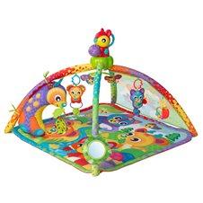 PLAYGRO žaidimų kilimėlis su muzika ir garsais Woodlands, 0186993
