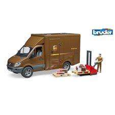 Kravas Auto BRUDER UPS 02538