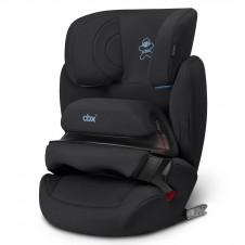 Automobilinė kėdutė CBX by Cybex Aura-Fix (9-36kg) Juoda