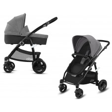Universālie Rati CBX by Cybex Leotie Pure 2in1 Grey