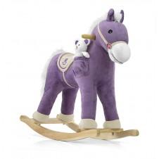 Muzikinis arkliukas Milly Mally Pony Purple