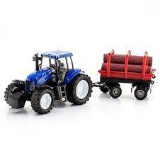 Komplekts EuroBABY Traktors ar piekabi 0529830