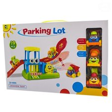 Trase EuroBABY Parking 862311