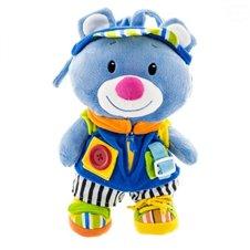 Plīša Rotaļlieta EuroBABY Blue Bear