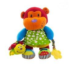 Plīša Rotaļlieta EuroBABY Little Monkey