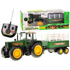 Traktor z przyczepą r/c FARMER przyczepa RC0384