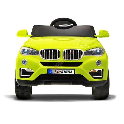 Elektromašīna Jokomi BMW X6 White PA0101