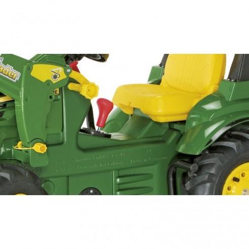 Bērnu Traktors Ar Pedaļam Rolly Toys 710126 John Deere