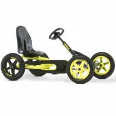 Bērnu Velokarts BERG Buddy Cross Yellow