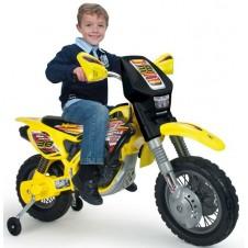 Elektromašīna Motociklu INJUSA Moto Cros Drift ZX 12V 6811
