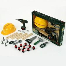 Meistro įrankių rinkinys KLEIN Mega Bosch 36el. 8418