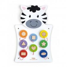 Attīstošā Formiņas VIGA Zebra 50681