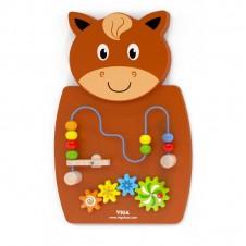 Lavinamasis žaislas VIGA Arkliukas 50678