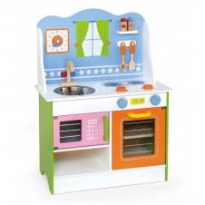 Medinė virtuvėlė VIGA Angel 50958