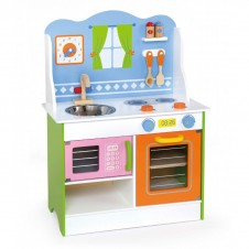 Koka Bērnu Virtuve VIGA Angel 50958