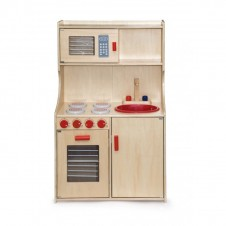 Koka Bērnu Virtuve VIGA Natural 51600