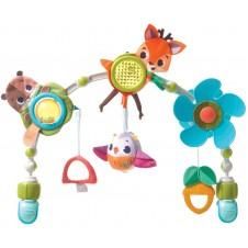 Mīksta Un Krāsaina Rotaļlietu Arka Tiny Love Into the Forest