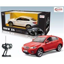 Radiovādamās Automašīnas Modeli RASTAR BMW X6 31400