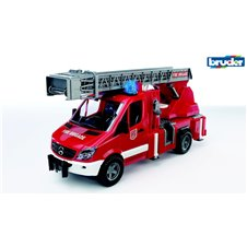 Fire Stations Auto BRUDER 02532