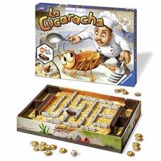 RAVENSBURGER žaidimas La Cucaracha LV/LT/ET/RU/HE/IRN, 22333