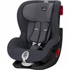 BRITAX automobilinė kėdutė King II LS Storm Grey BLS 2000025263