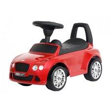 Bērnu Stumjama Mašīna Sun Baby Bentley Red
