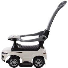 Bērnu Stumjama Mašīna Sun Baby Sport White