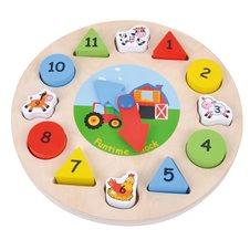 Koka Puzzle spēle Sun Baby Watch