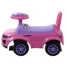Bērnu Stumjama Mašīna Sun Baby Pink