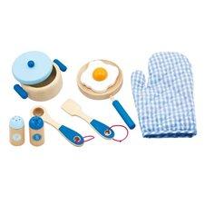 VIGA Zestaw Do Gotowania  - Niebieski