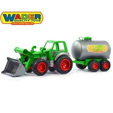 Wader QT Traktor z Cysterną Farmer Technic