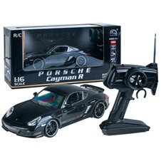 Auto Porsche Cayman R 1:16 pilot license RC0295