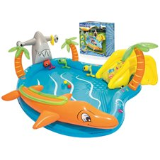 Bestway inflatable Playground Sea World 53067