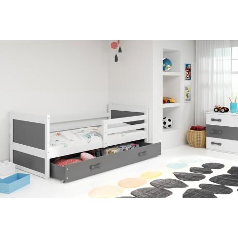 Bērnu gulta Rico 190*80 ar kasti