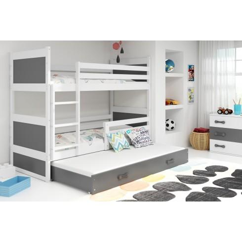 Двухъярусная кровать Rico 3 190*80
