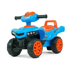 Milly Mally Pojazd Monster Blue