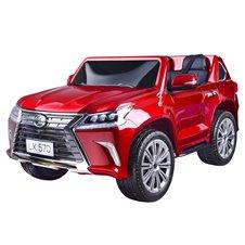 Auto na akumulator SUV LEXUS LX570 4x4 PA0204 Red