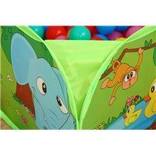 Suchy basen plac zabaw dla dzieci kojec na piłki