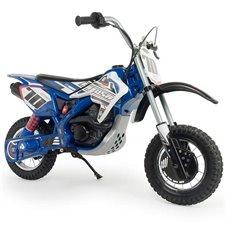 INJUSA Motocykl Cross Fighter Pompowane Koła