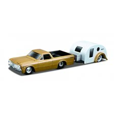 Automodelis MAISTO DIE CAST Tow and Go 1:64 asort, 15368