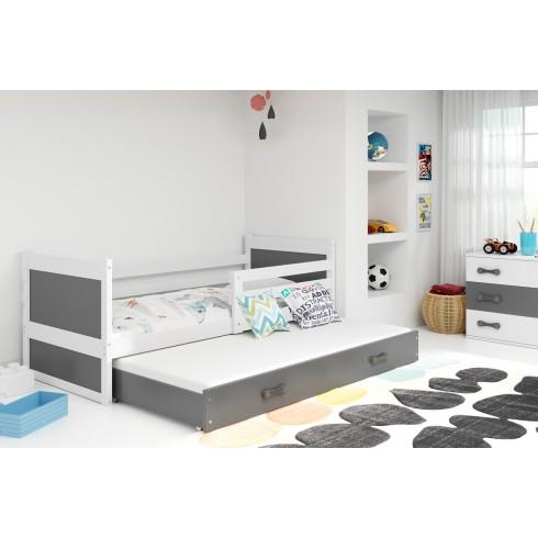 Divvietīga bērnu gulta Rico 200*90