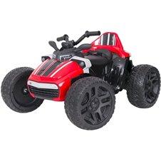 Elektromobilis keturratis TM 819 Red