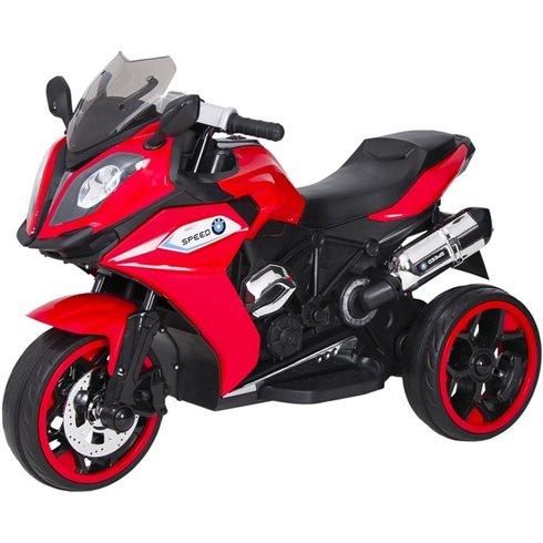Elektromašīna motocikls TM 013 Red