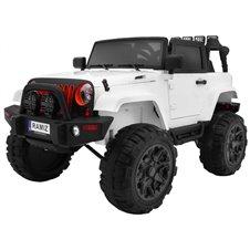 Pojazd Jeep All Terrain Biały