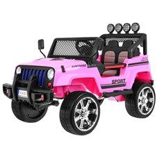 Pojazd NEW Raptor DRIFTER Napęd 4x4 Różowy